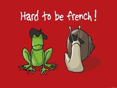Coq-Ô-Rico - Hard to be french