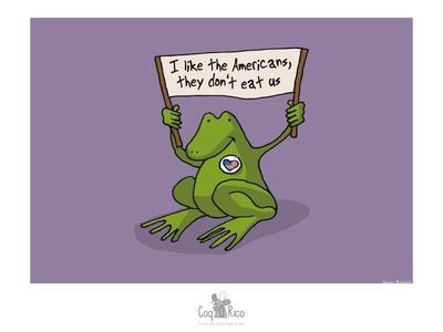 Coq-Ô-Rico - I like the americans