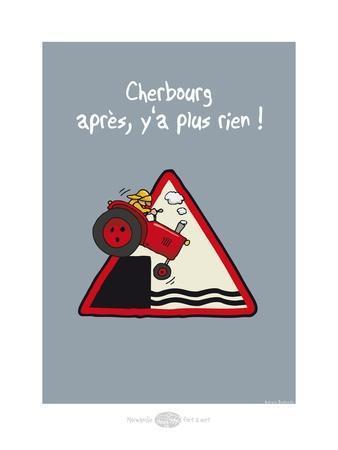 Heula. Cherbourg, après y'a plus rien