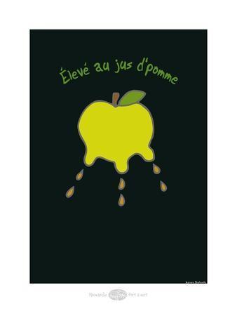 Heula. Élevé au jus de pomme