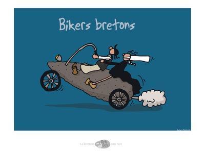 Oc'h oc'h. - Bikers bretons