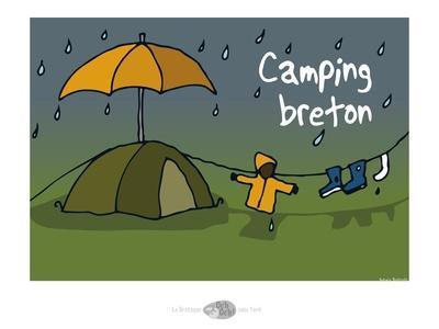 Oc'h oc'h. - Camping breton