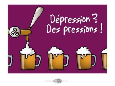 Oc'h oc'h. - Dépressions bretonnes