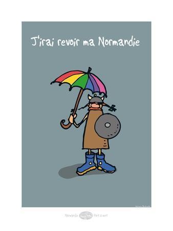 Heula. J'irai revoir ma Normandie