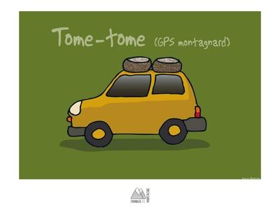 Fondus de montagne - Tome-tome