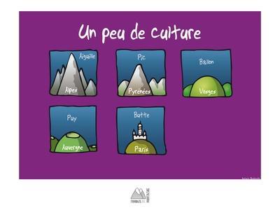 Fondus de montagne - Un peu de culture