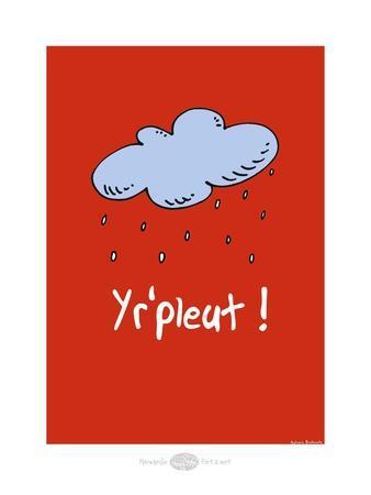 Heula. Yr'pleut