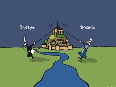 Heula. Bretagne versus Normandie