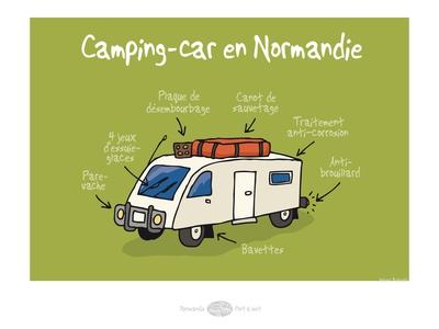 Heula. Camping-car normand