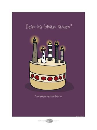 Oc'h oc'h. - Bon anniversaire breton