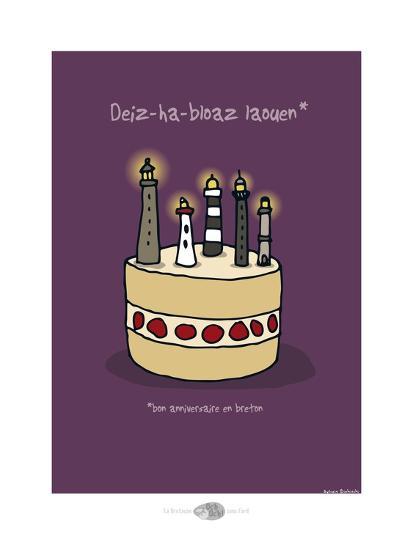 Och Och Bon Anniversaire Breton