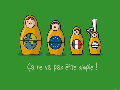 Oc'h oc'h. - Matriochka bretonne