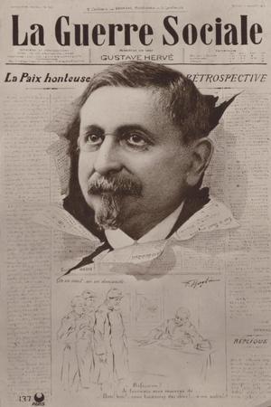 La Guerre Sociale, French Socialist Newspaper