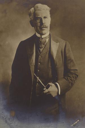 Sir Squire Bancroft, English Actor and Theatre Manager