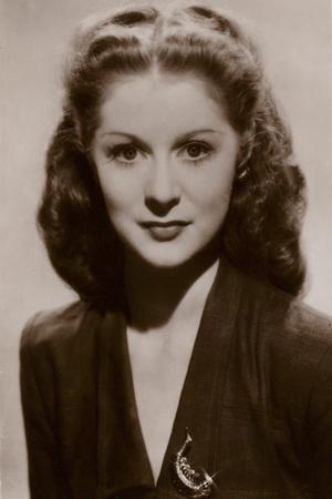 Moira Shearer, Scottish Ballet Dancer and Film Actress