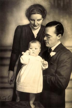 Prinzessin Juliana, Prinz Bernhard, Beatrix