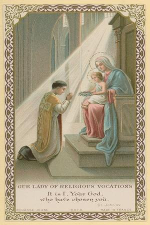 Our Lady of Religious Vocations