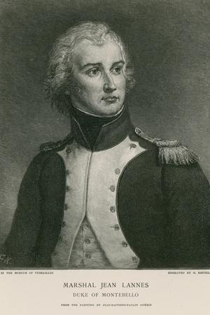 Marshal Jean Lannes
