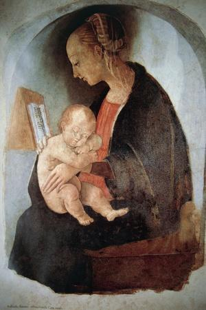 Madonna and Child, Ca 1498