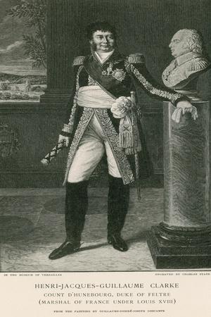 Henri-Jacques-Guillaume Clarke