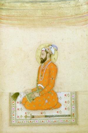 Aurangzeb at Prayer, Mughal