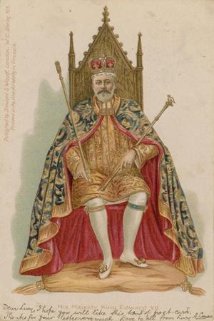 His Majesty King Edward VII