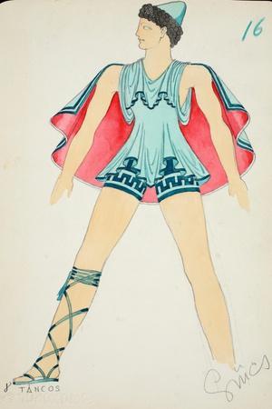 Tancos, 1928