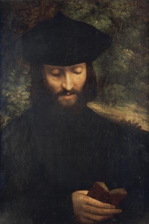 Italy, Portrait of Giulio Zandemaria
