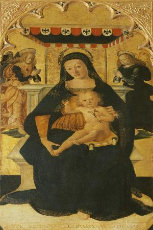 Madonna and Child Enthroned, 1511