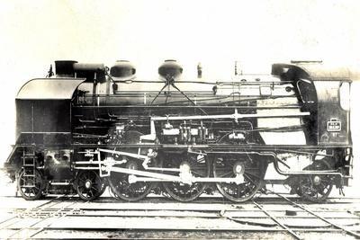Locomotive Francaise, 231 G, Série 256 À 283