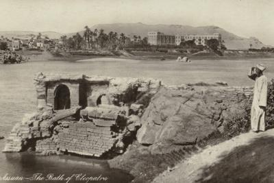 The Bath of Cleopatra, Aswan, Egypt