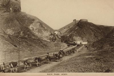 Main Pass, Aden