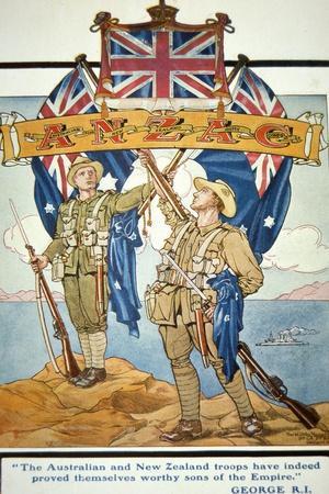 Gallipoli Campaign of 1915