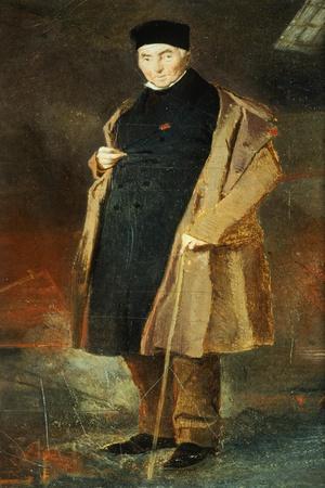 Portrait of Jean Aubertot