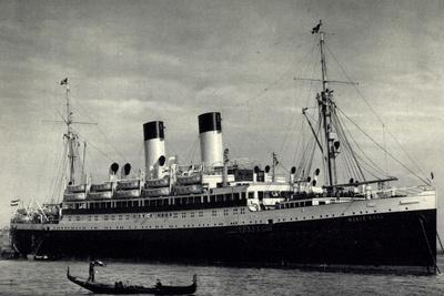 HSDG, Dampfschiff Monte Rosa, Motorschiff, Gondel