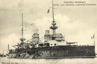 Kriegsschiff Le Gaulois