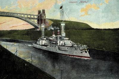 Linienschiff Wörth, Deutsches Kriegsschiff, Brücke