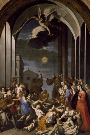 Miracles of St Francis of Paola