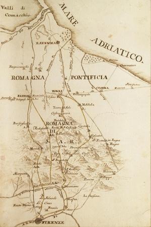 Romagna Pontificia, Papal Romagna Region, Italy