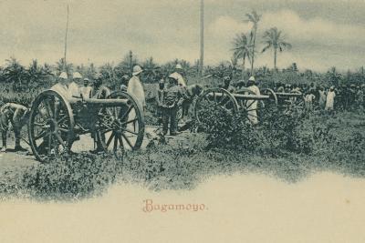 Postcard Depicting Bagamoyo