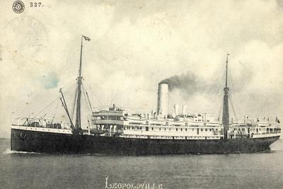 Compagnie Maritime Belge, Leopoldville