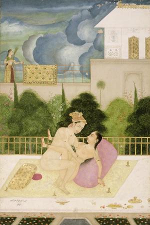 The Private Pleasure of Prince Muhammad Agar