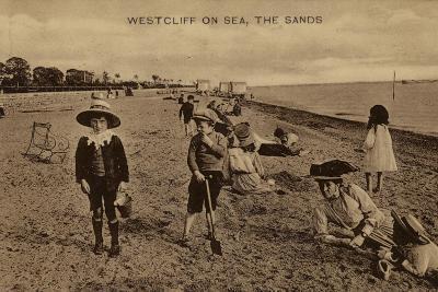 The Sands, Westcliff on Sea, Essex