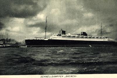 Norddeutscher Lloyd Bremen, Schnelldampfer Bremen