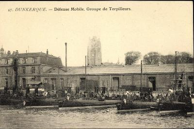 Französische Kriegsschiffe, Dunkerque, Torpilleurs