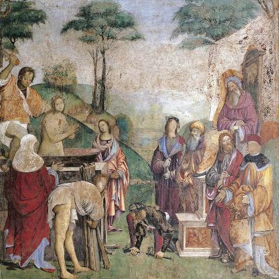 Martyrdom of Saint Cecilia