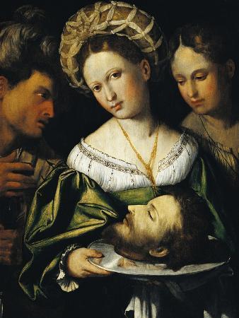 Salome, 1530