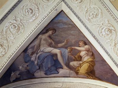 Story of Psyche, Fresco