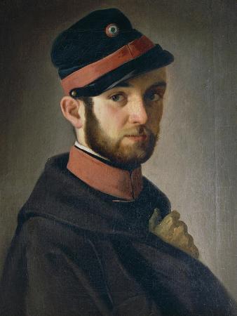 Portrait of Tuscan Volunteer, 1849