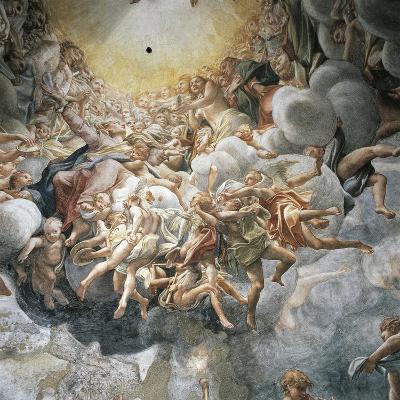 Assumption of Virgin, Dome, 1526-1530